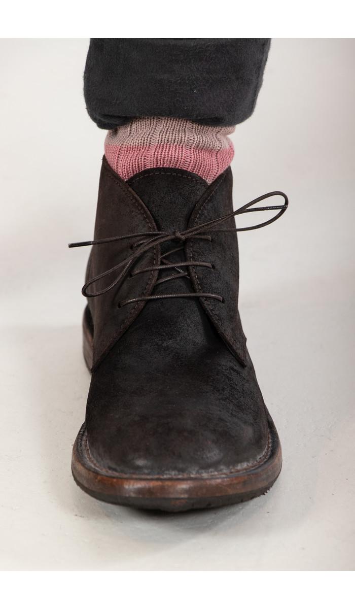 Moma Moma Shoe / 2BW006-WCO / Dark Brown