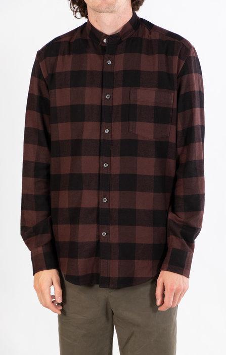 Mauro Grifoni Mauro Grifoni Shirt / GL120013/9T / Brown Check