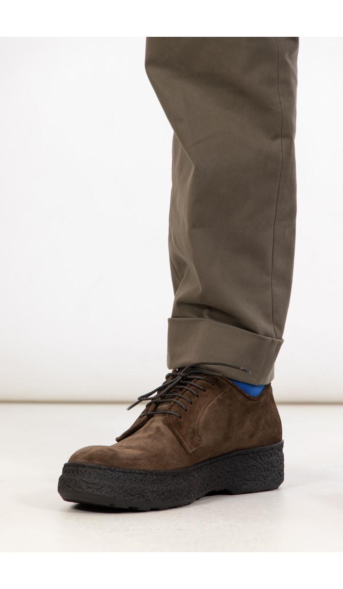 Mauro Grifoni Grifoni Trousers / GL140007/21 / Greenish Grey