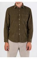 Portuguese Flannel Shirt / Lobo / Olive