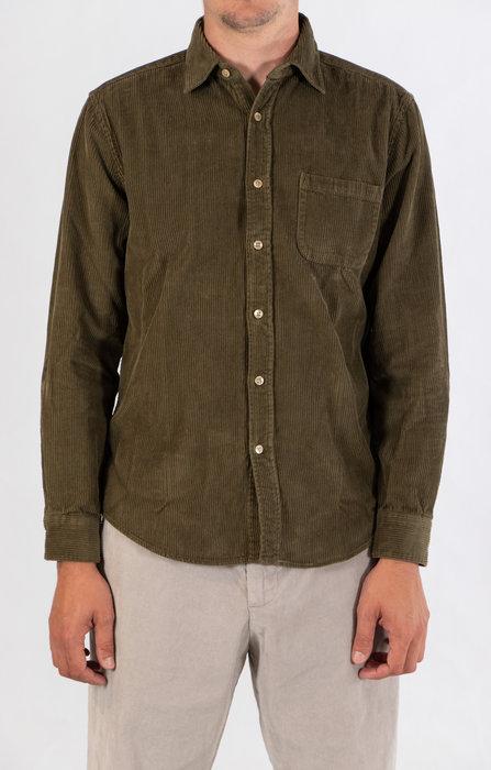 Portuguese Flannel Portuguese Flannel Shirt / Lobo / Olive