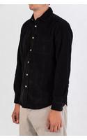Portuguese Flannel Overhemd / Lobo / Zwart