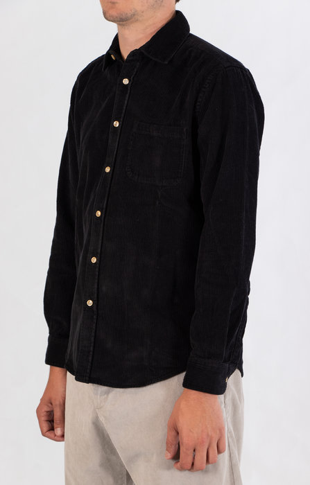 Portuguese Flannel Portuguese Flannel Shirt / Lobo / Black