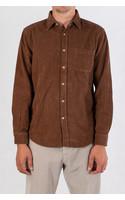 Portuguese Flannel Overhemd / Lobo / Bruin