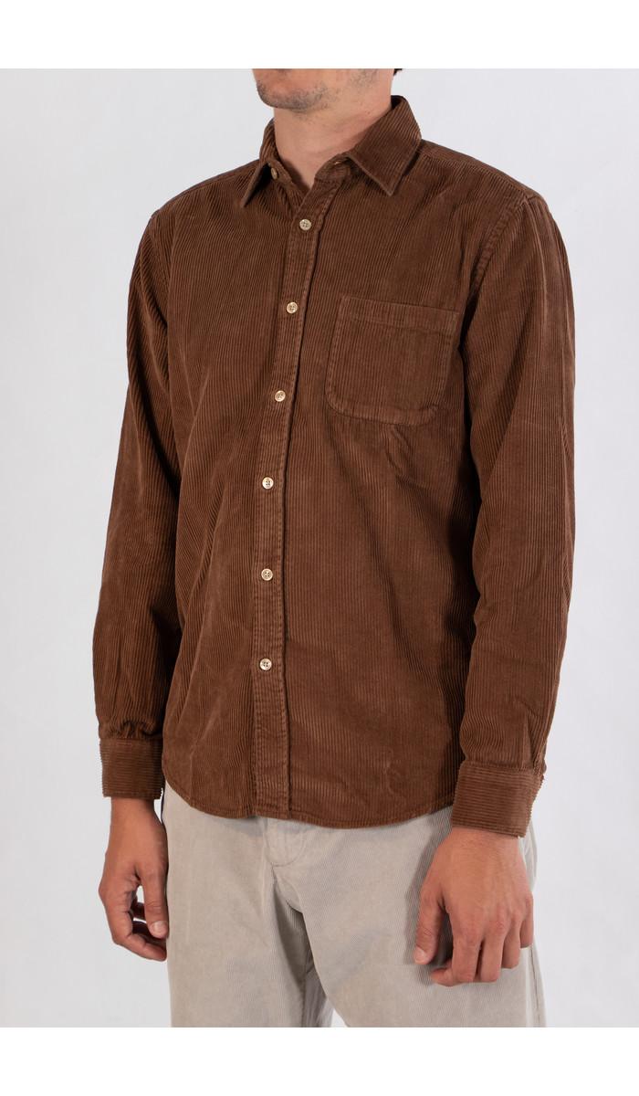 Portuguese Flannel Portuguese Flannel Shirt / Lobo / Brown