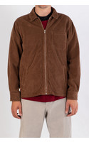 Portuguese Flannel Jacket / Fecho / Hazelnut