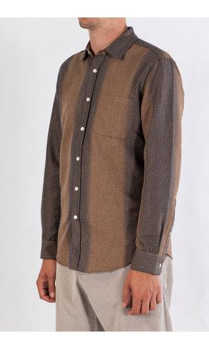 Portuguese Flannel Portuguese Flannel Overhemd / Loop / Bruin