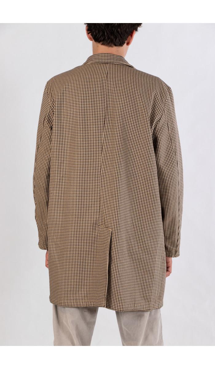 Portuguese Flannel Portuguese Flannel Jack / Reversible / Kameel