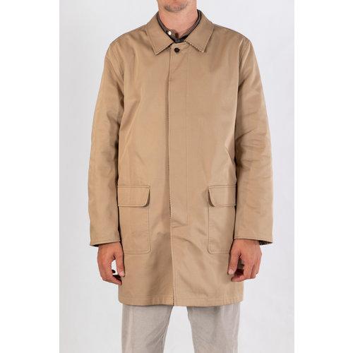 Portuguese Flannel Portuguese Flannel Jacket / Reversible / Camel