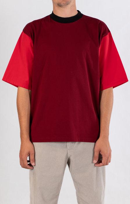 Marni Marni T-Shirt / HUMU0223QS / Red