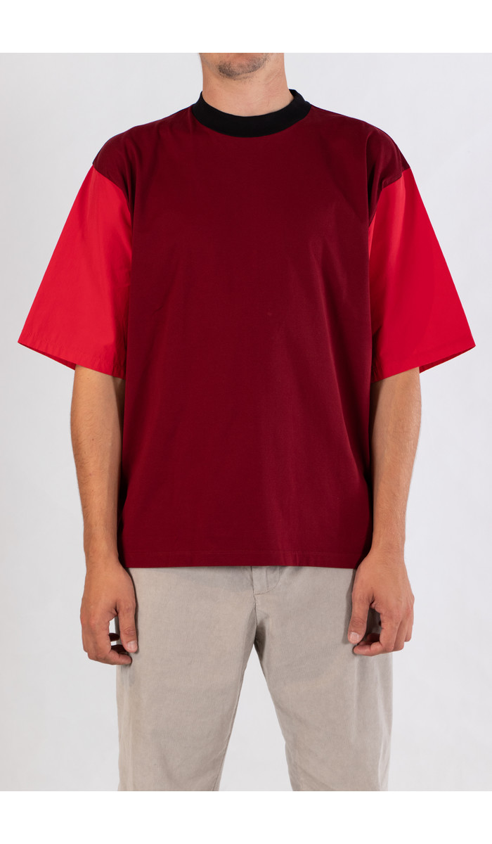 Marni Marni T-Shirt / HUMU0223QS / Rood