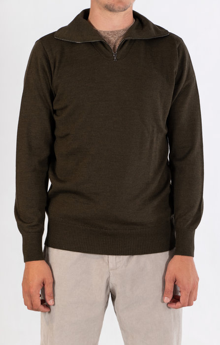 G.R.P. Firenze G.R.P. Sweater / SF TEC 1 / Green