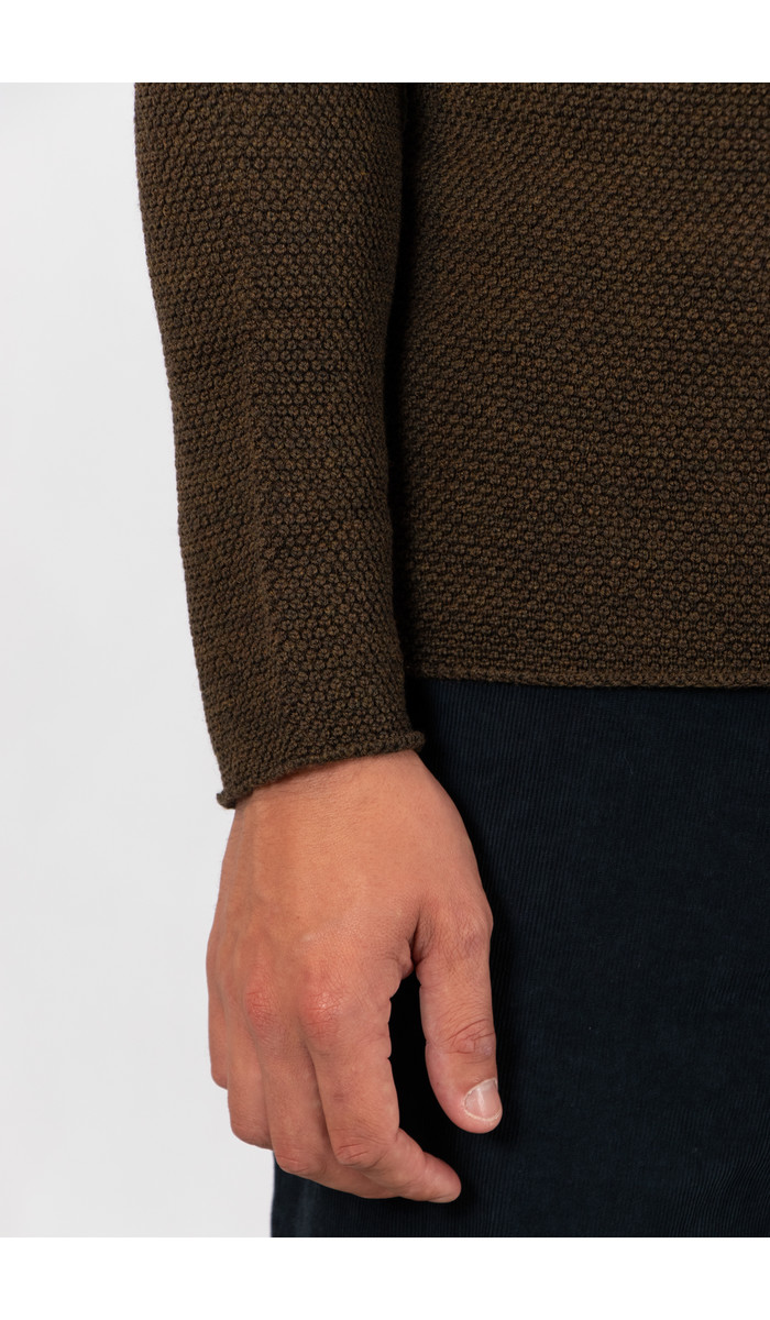 Hannes Roether Hannes Roether Sweater / Pique / Green