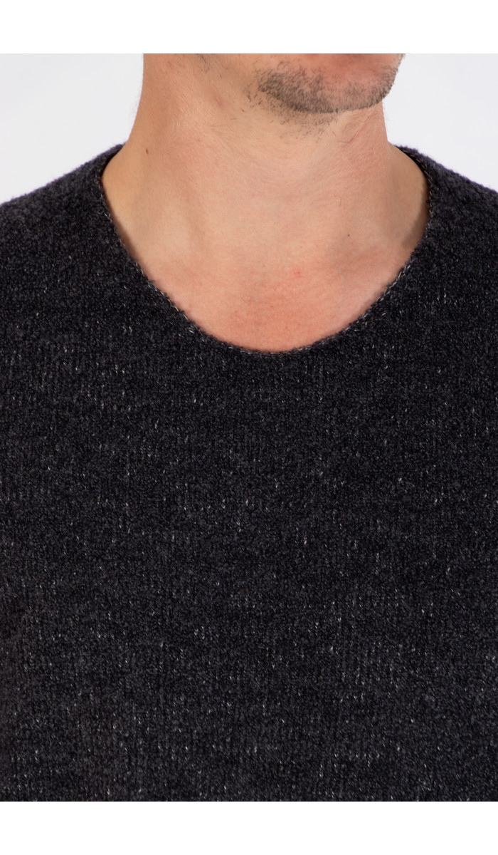 Hannes Roether Hannes Roether Sweater / Sober / Grey