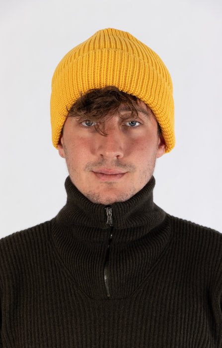 Homecore Homecore Hat / Merino Hat / Dijon Yellow