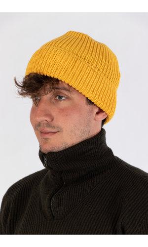 Homecore Homecore Muts / Merino Hat / Dijon Geel