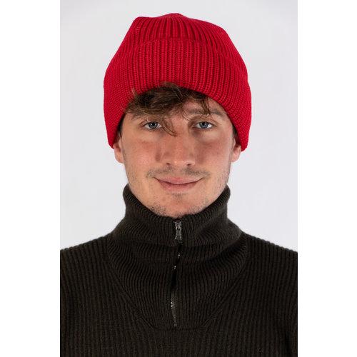 Homecore Homecore Hat / Merino Hat / Red