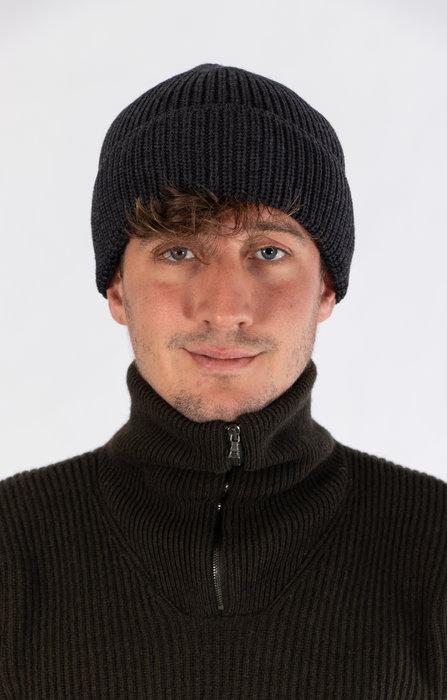 Homecore Homecore Muts / Merino Hat / Antraciet