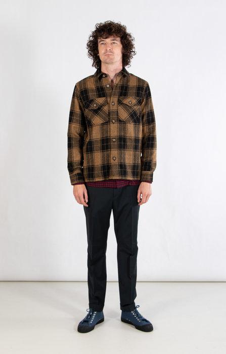 Portuguese Flannel Portuguese Flannel Jack / Wood Side / Ruit