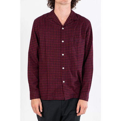 Portuguese Flannel Portuguese Flannel Shirt / Vintage / Micro Check