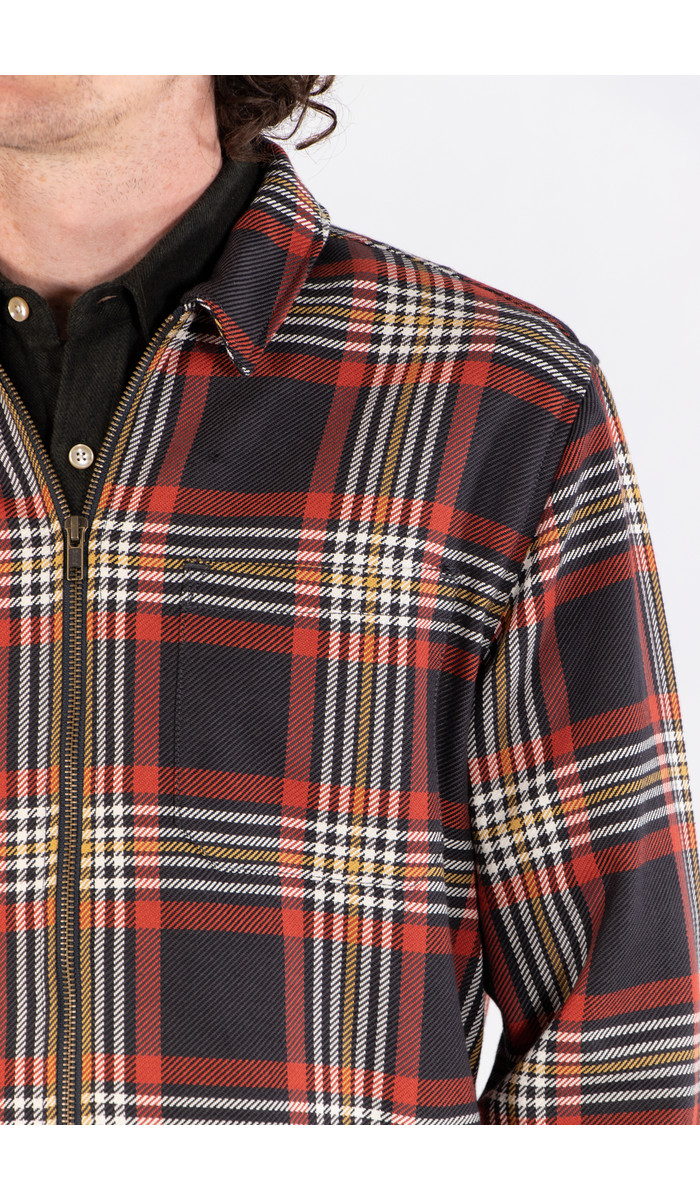 Portuguese Flannel Portuguese Flannel Jacket / Sofa Zipper / Check