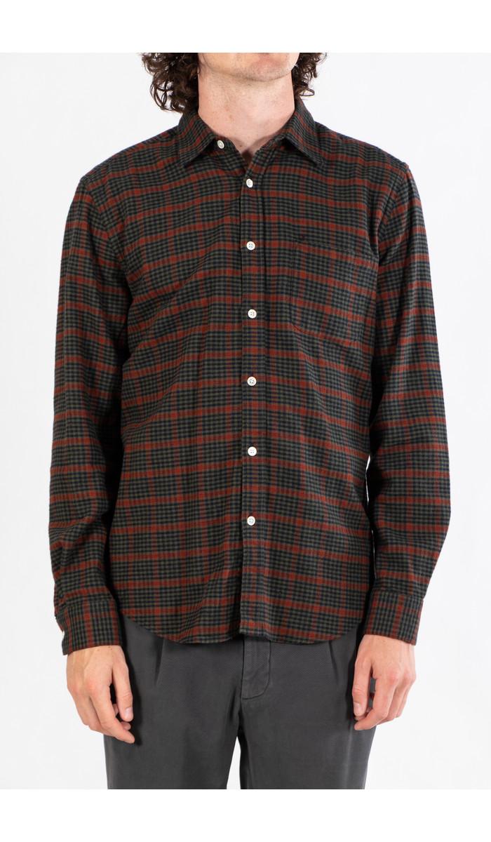 Portuguese Flannel Portuguese Flannel Shirt / Coimbra / Green