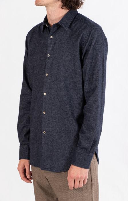 7d 7d Shirt / Fourty-Four / Navy