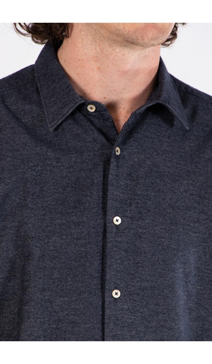 7d 7d Overhemd / Fourty-Four / Navy