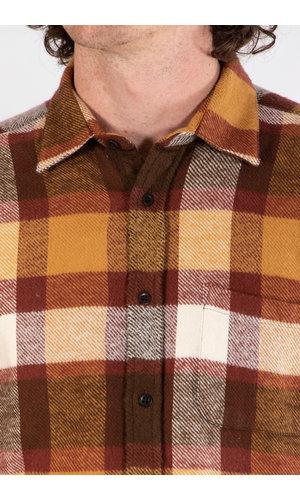 Portuguese Flannel Portuguese Flannel Shirt / Terracotta / Check