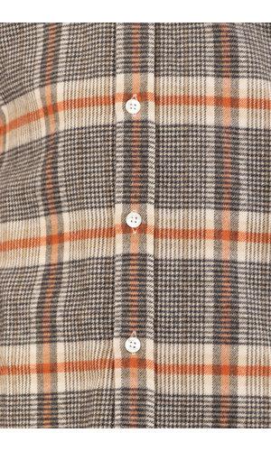 Portuguese Flannel Portuguese Flannel Shirt / Biblitec / Stone