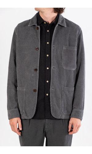 Portuguese Flannel Portuguese Flannel Jack / Labura Cord  / Grijs