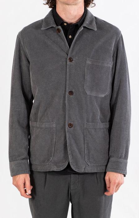 Portuguese Flannel Portuguese Flannel Jacket / Labura Cord  / Grey