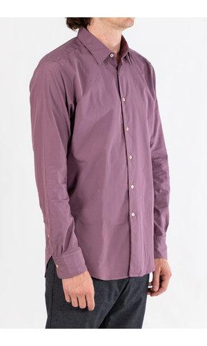 7d 7d Overhemd / Fourty-Four / Framboos