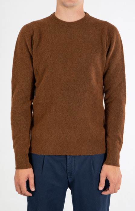 Roberto Collina Roberto Collina Sweater / RF14001 / Brown