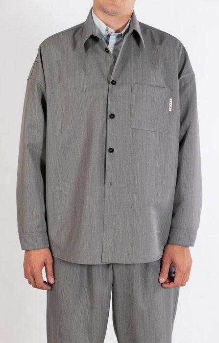 Marni Marni Overhemd / CUMU0061Q0 / Grijs