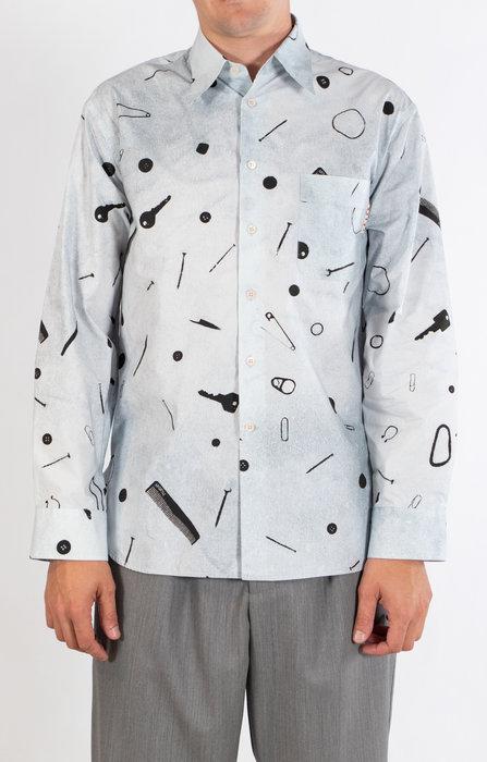 Marni Marni Shirt / CUMU0212A0 / Grey