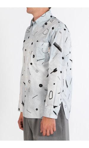 Marni Marni Overhemd / CUMU0212A0 / Grijs