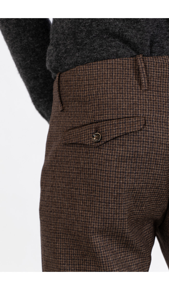 Nine In The Morning Nine In The Morning Trousers / Fold / Brown