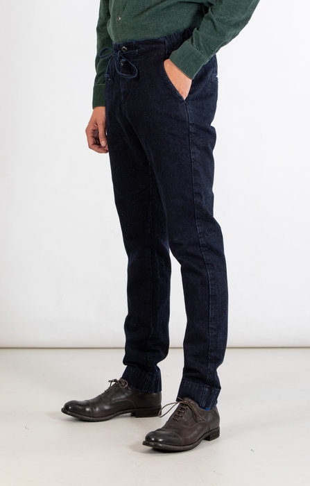 Hannes Roether Hannes Roether Trousers / Tremens / Indigo