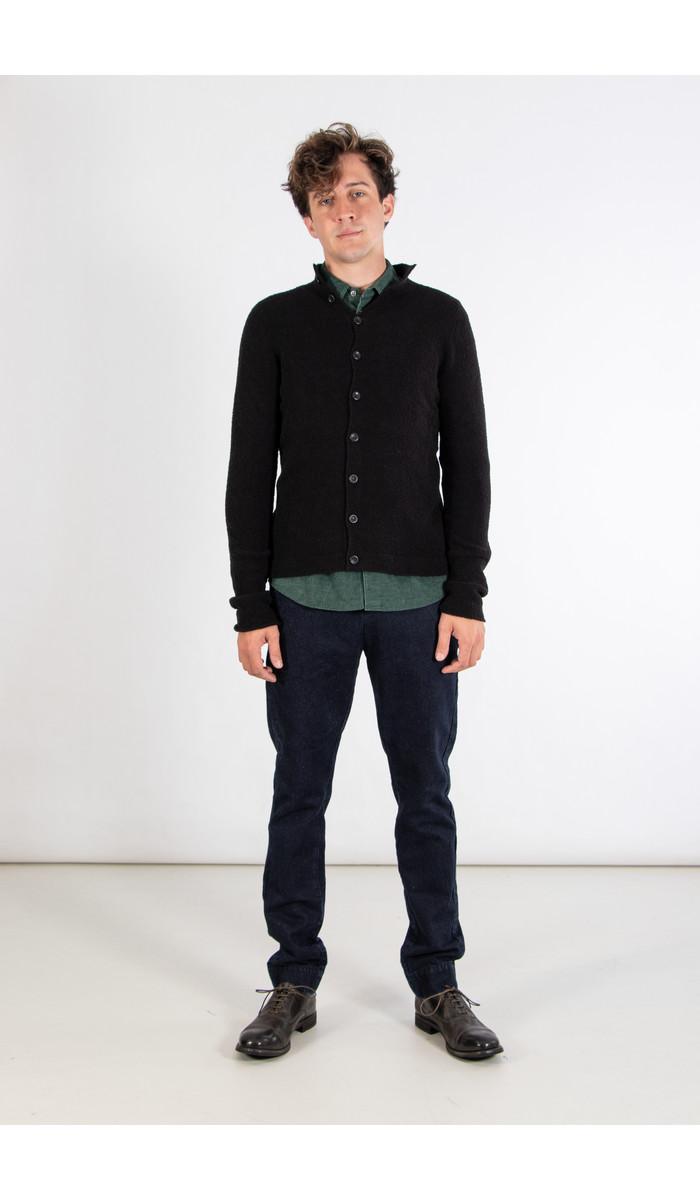 Hannes Roether Hannes Roether Vest / Gibbon / Black