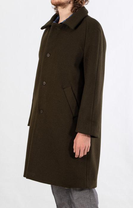 Yoost Yoost Jas / Raglan Coat / Groen