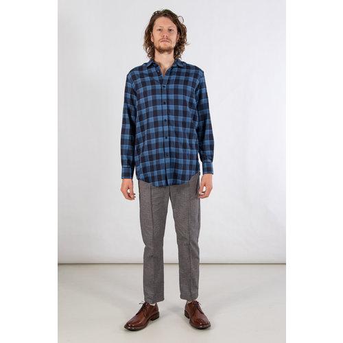 Yoost Yoost Overhemd / Eddie / Blauw