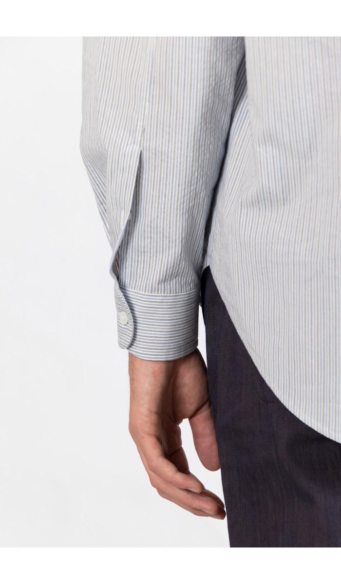 Yoost Yoost Shirt / Nigel / Stripe