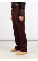 Marni Trousers / PUMU0110A0 / Burgundy