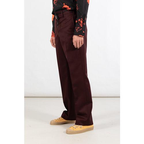 Marni Marni Trousers / PUMU0110A0 / Burgundy