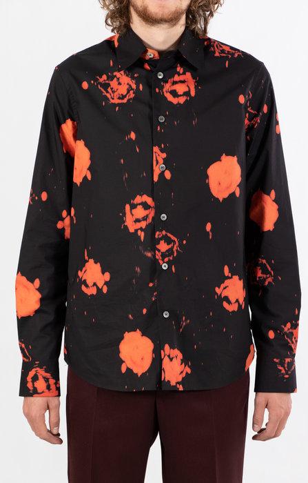 Marni Marni Overhemd / CUMU0024A0 / Zwart
