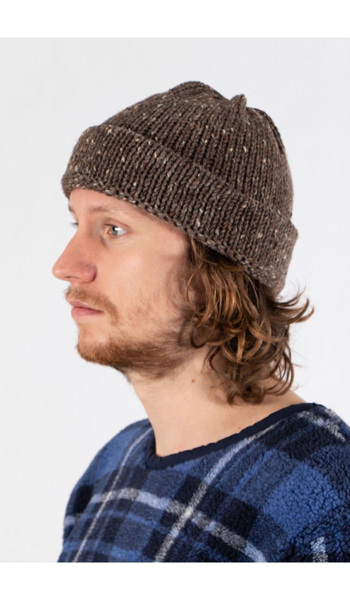 Universal Works Universal Works Hat / Watch Cap / Brown