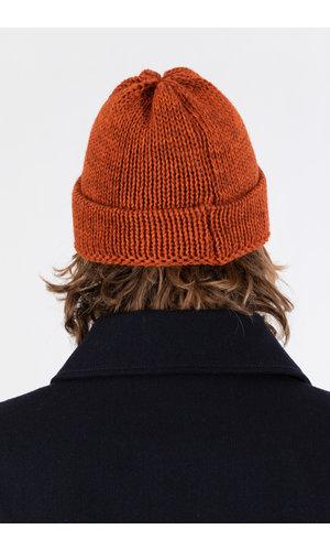 Universal Works Universal Works Hat / Watch Cap / Orange