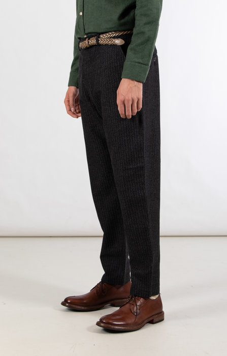 Universal Works Universal Works Trousers / Military Chino / Black