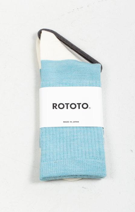 RoToTo RoToTo Sock / Hybrid / Baby Blue